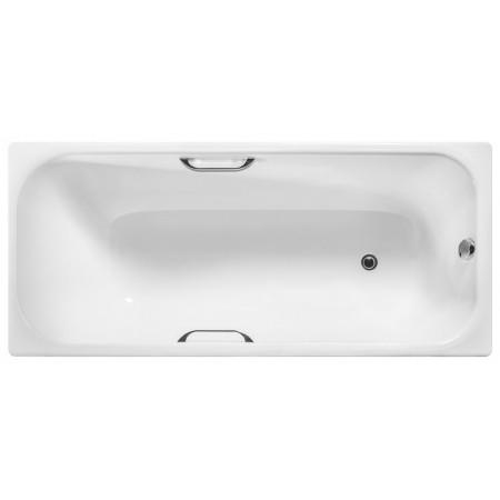Чугунная ванна Wotte Start 170x75 с ручками